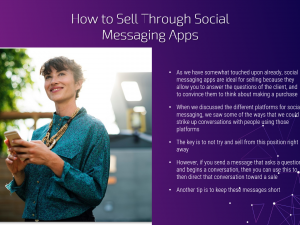 Social Messaging Apps For Marketers – Video Series